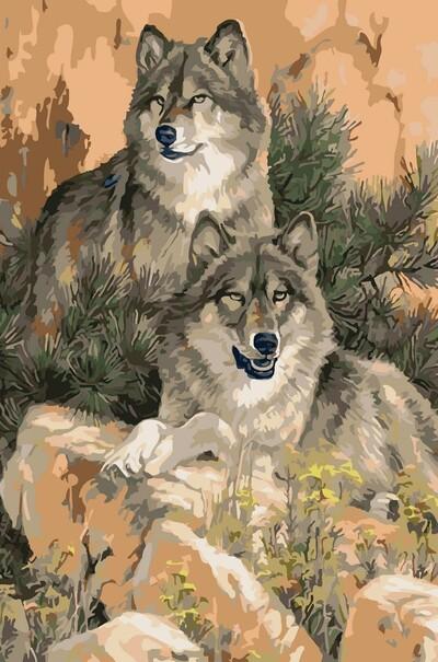 Вовки  (арт. AS0061)