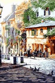 Італія Літнє кафе