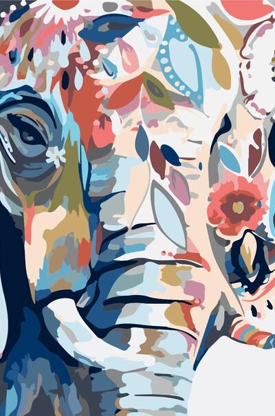 Східні барви  (арт. KH2470)