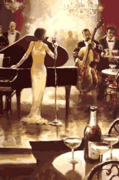 Ночь джаза  (арт. VP560)