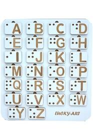Английская азбука Брайля