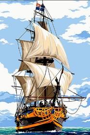 Белоснежные паруса