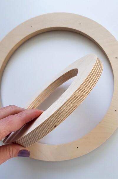 Набор круглых подрамников без холста  (арт. RN-BsH)