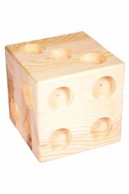 Підставка для свічок Куб