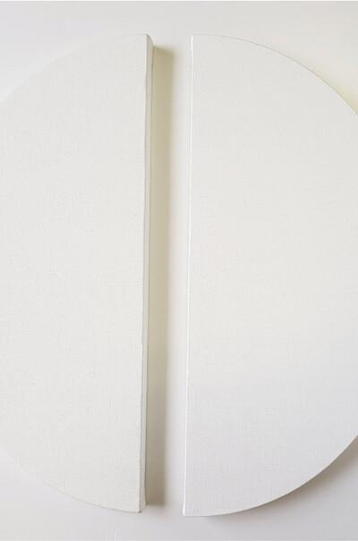 Холст с галерейной натяжкой. Деревянный подрамник