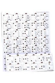 Польская азбука Брайля