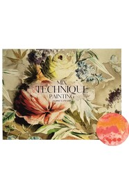 MUSE Альбом-склейка Mix Technique А4, 240 г/м2, 15 аркушів