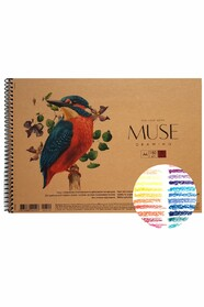 Для творчості альбом MUSE, А4, щільність 150 г/м2, 30 аркушів