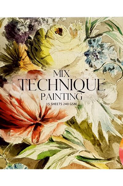 Альбом для змішаних технік MUSE Mix Technique