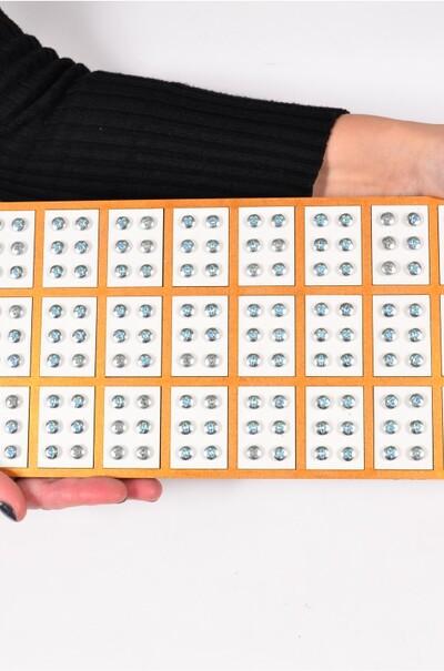 Тренажер-колодка на 30 клітинок