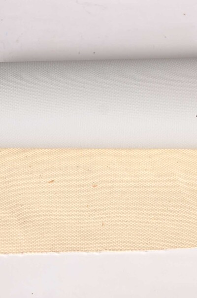 Рулонне полотно з акриловим покриттям. Колір сірий