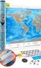 Туристическая скретч-карта на украинском языке