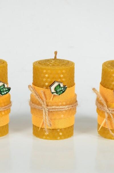 свічки медові