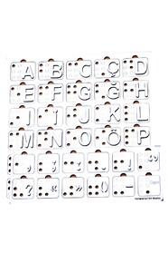 Турецкая азбука Брайля