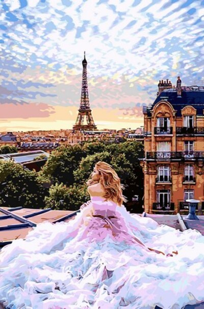 Паризькі мрії  (арт. VP1013)